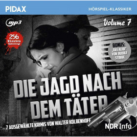 Pidax Hörspiel Klassiker - Die Jagd nach dem Täter - Vol. 7