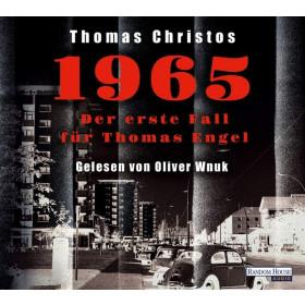 Thomas Christos - 1965 - Der erste Fall für Thomas Engel