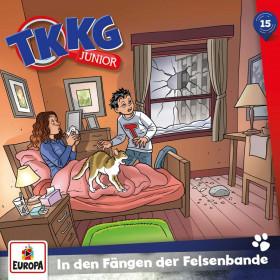 TKKG Junior - Folge 15: In den fängen der Felsenbande