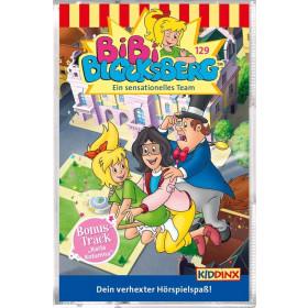 Bibi Blocksberg - Folge 129: Ein Sensationelles Team (MC)