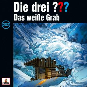 Die drei ??? Fragezeichen - Folge 202: Das weiße Grab (CD)