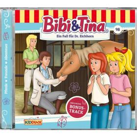 Bibi und Tina - Folge 98: Ein Fall für Dr. Eichhorn