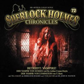 Sherlock Holmes Chronicles 72 Der Vampir von Lymington