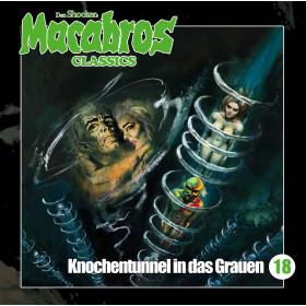 Macabros Classics - Folge 18: Knochentunnel in das Grauen