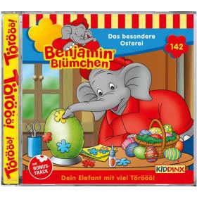 Benjamin Blümchen - Folge 142: Das besondere Osterei (CD)