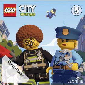 LEGO City Abenteuer - TV-Serie CD 5