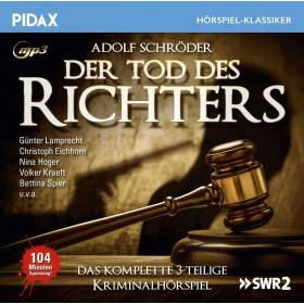 Pidax Hörspiel Klassiker - Der Tod des Richters