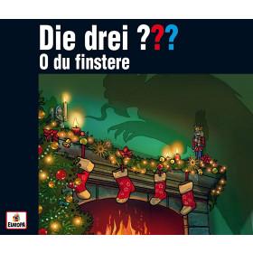 Die drei ??? Fragezeichen - Adventskalender - O du Finstere (3 CDs)