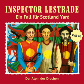 Inspector Lestrade - Fall 10: Der Atem des Drachen