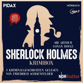 Pidax Sherlock Holmes - Krimibox