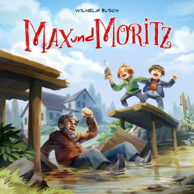Holy Klassiker 11 Max und Moritz
