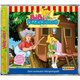 Bibi Blocksberg - Folge 127: Bibi zieht aus (CD)
