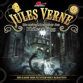 Jules Verne - Folge 22: Die Gasse der flüsternden Schatten
