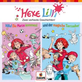 Hexe Lilli - Hilfe! die Murze Kommen! (Erstlesergeschichten)
