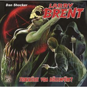 Larry Brent 40: Todesküsse vom Höllenfürst