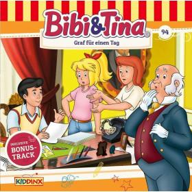 Bibi und Tina - Folge 92: Graf für einen Tag (CD)