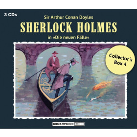 Sherlock Holmes: Die neuen Fälle - Collectors Box 4: Folge 10-12