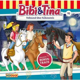 Bibi und Tina - Folge 95: Vollmond über Falkenstein (CD)