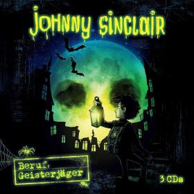 Johnny Sinclair - 3-CD Hörspielbox Vol.1 - Beruf: Geisterjäger
