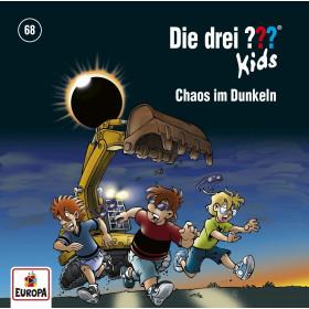 Die drei ??? Fragezeichen Kids - Folge 68: Chaos im Dunkeln