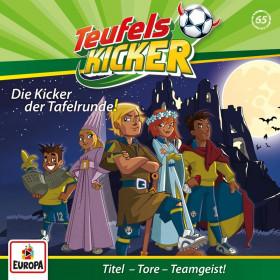 Teufelskicker 65 Die Kicker der Tafelrunde!