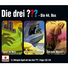 Die drei ??? Fragezeichen - Die 44. Box (Folgen 132, 133, 134)