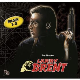 Larry Brent - PSA Akten Box 1 (Folge 1-3)