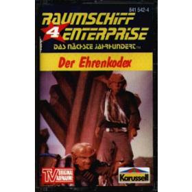 MC Karussell Raumschiff Enterprise 04 Der Ehrenkodex