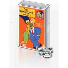 MC Karussell Die Simpsons Folge 5 Der Clown mit der Biedermaske