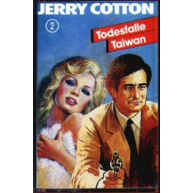MC TSB Jerry Cotton Comic 2 Todesfalle Taiwan