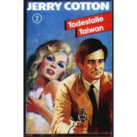 MC TSB Jerry Cotton Comic 2 Todesfalle Taiwan
