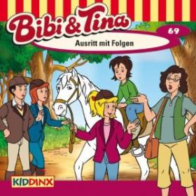 Bibi und Tina - 69 - Ausritt mit Folgen