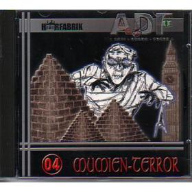 MC A.D.F. Anti Demon Force Folge 4 Mumien - Terror