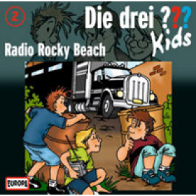 Die drei ??? Kids Folge 02: Radio Rocky Beach