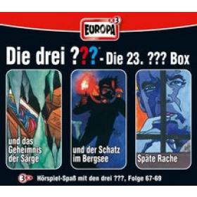 Die drei Fragezeichen Fan Box die 23. Folgen 67 - 69