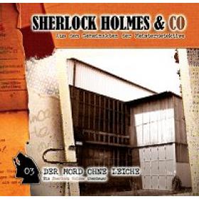 Sherlock Holmes und Co. 03 - Mord ohne Leiche