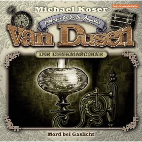 Professor van Dusen 03 Mord bei Gaslicht (Neuauflage)