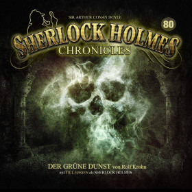 Sherlock Holmes Chronicles 80 Der grüne Dunst