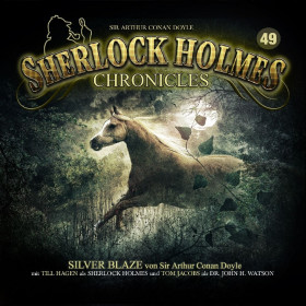 Sherlock Holmes Chronicles 49 Silver Blaze
