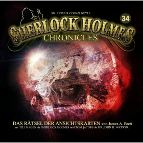 Sherlock Holmes Chronicles 34 Das Rätsel der Ansichtskarten