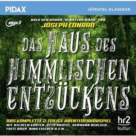 Pidax Hörspiel Klassiker - Das Haus des himmlischen Entzückens