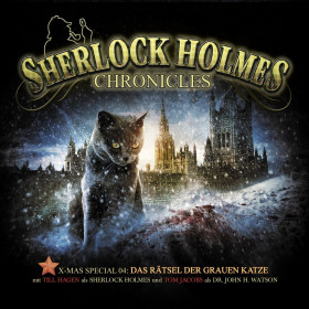 Sherlock Holmes Chronicles X-Mas Special 04: Das Rätsel der grauen Katze