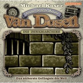 Professor van Dusen - Folge 2: Das Sicherste Gefängnis der Welt (Neuauflage)