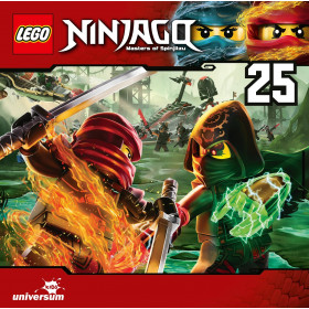 LEGO Ninjago 7. Staffel (CD 25)