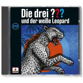 Die drei ??? Fragezeichen - Folge 212: und der Weiße Leopard (CD)
