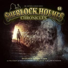 Sherlock Holmes Chronicles 51 28 Stufen
