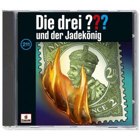 Die drei ??? Fragezeichen - Folge 211: und der Jadekönig (CD)