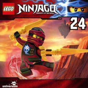 LEGO Ninjago 6. Staffel (CD 24)