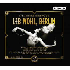Leb wohl, Berlin: Das Hörspiel