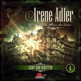 Irene Adler - Folge 6: Licht und Schatten